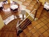 Клинкерные ступени из керамогранита для лестниц и крыльца
