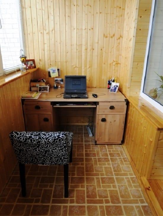 для такого кабинета не понадобиться много средств