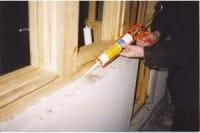 Как сделать герметизацию балкона и устранить течь