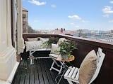Мебель на балконе, фото примеры