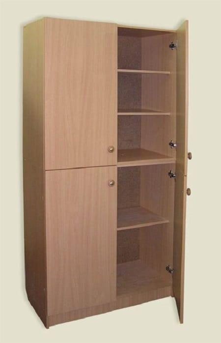 Модульный шкаф для балкона