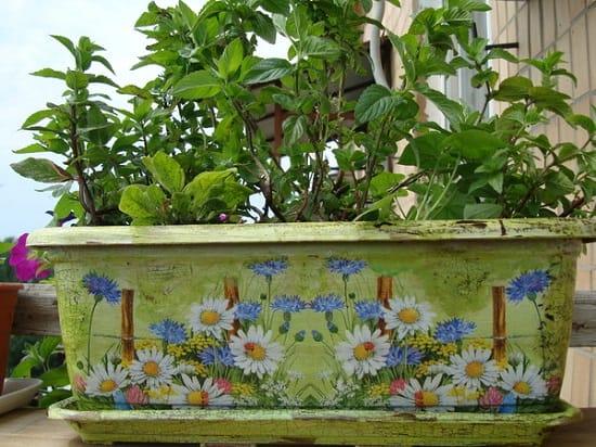 Элементы декора для балкона