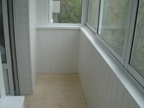 Утепленный балкон своими руками