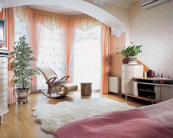 Увеличение комнаты за счет совмещения с лоджией