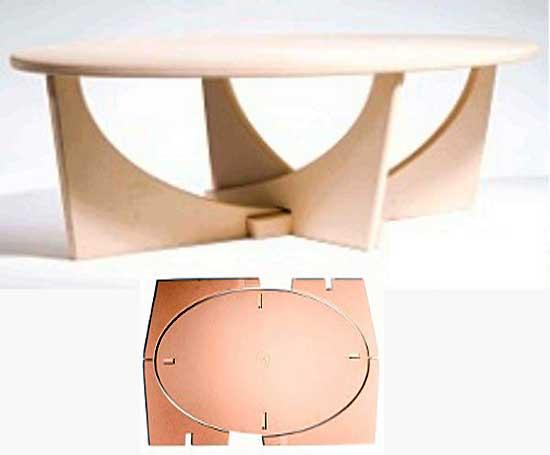 Столик для лоджии