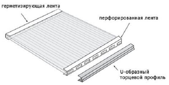Установка поликарбонатных листов на козырек