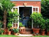 Идеи дизайна крыльца частного дома