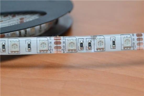 Светодиодная лента для плинтуса