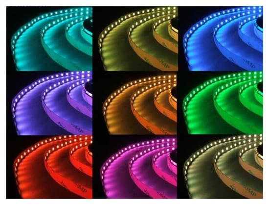 Светодиодные ленты для плинтуса