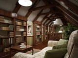 Какой должны быть мебель для мансардного этажа?