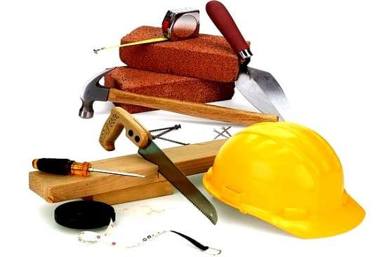 Необходимые материалы и инструменты для строительства беседки