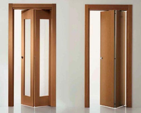 Дверь гармошка для санузла