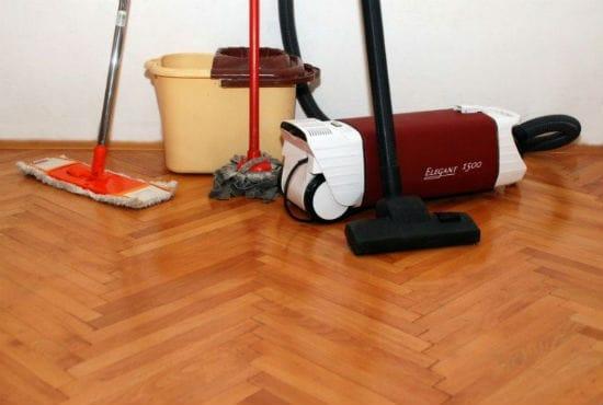 Чем мыть паркетный пол в домашних условиях — Чисто в доме