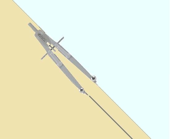 Создание демпферного шва для выравнивания паркета