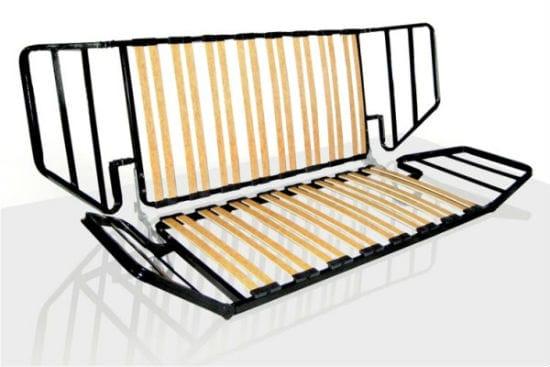 Модернизированное основание клик-кляк для дивана-кровати в спальню