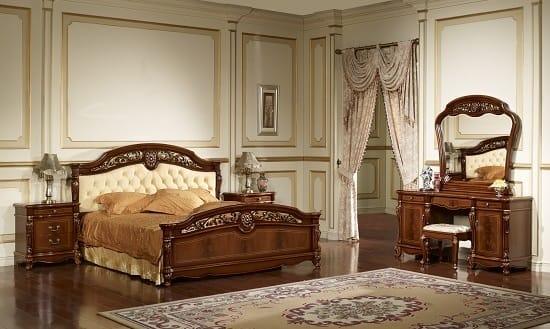 Набор мебели в итальянском стиле для спальни