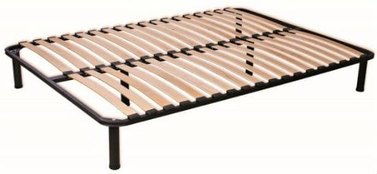 Основание латофлекс из лущеного шпона для кровати в спальню