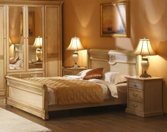 Необходимый минимальный набор мебели в спальне