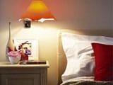 Выбор люстры в спальню, ночников, бра, фото примеры освещения в спальне